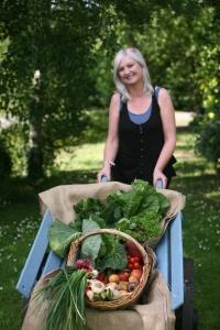 "Fiona Dillon ""Food from an Irish Garden"""