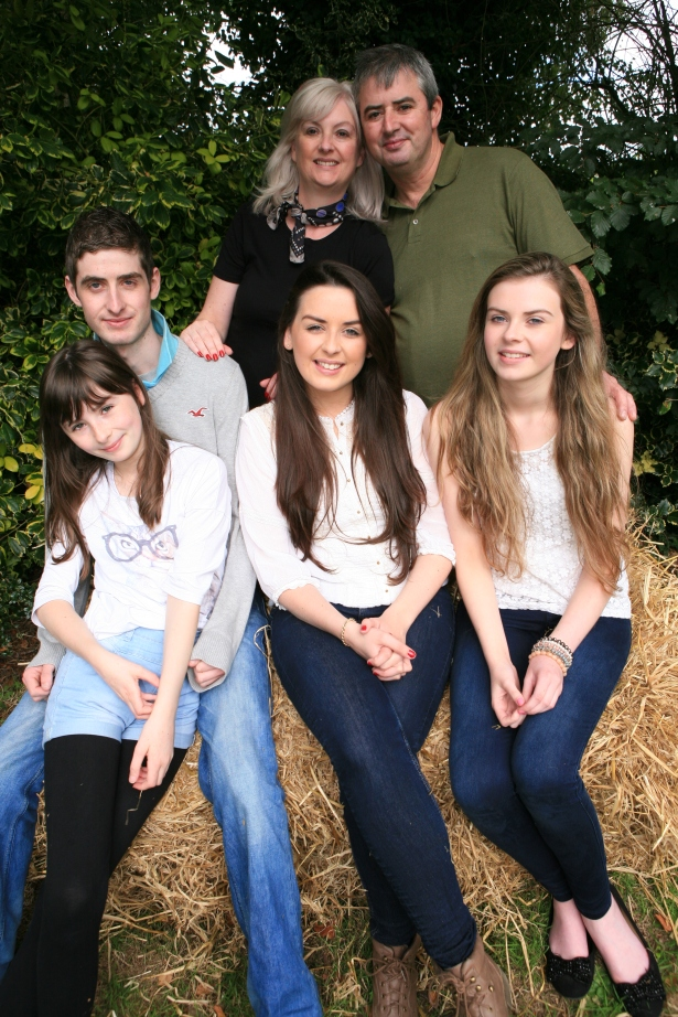 Fiona Dillon Family Photo