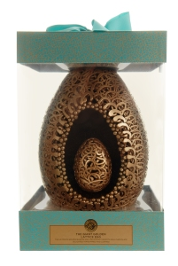 THE GIANT GOLDEN LATTICE EGG, €60, 1.5kg