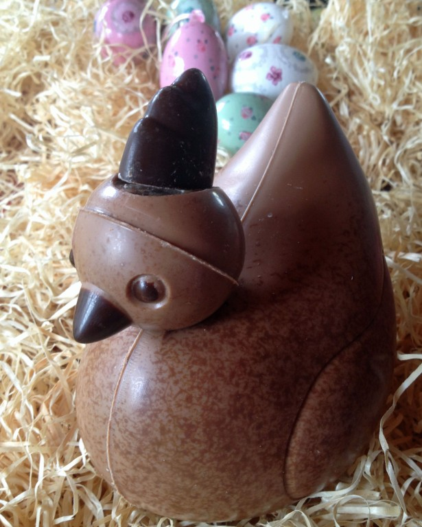 Nancy the hen