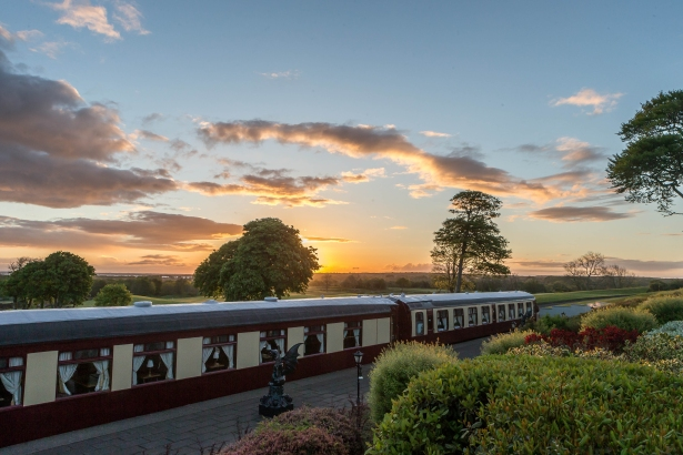 Pullman About the Orient Express